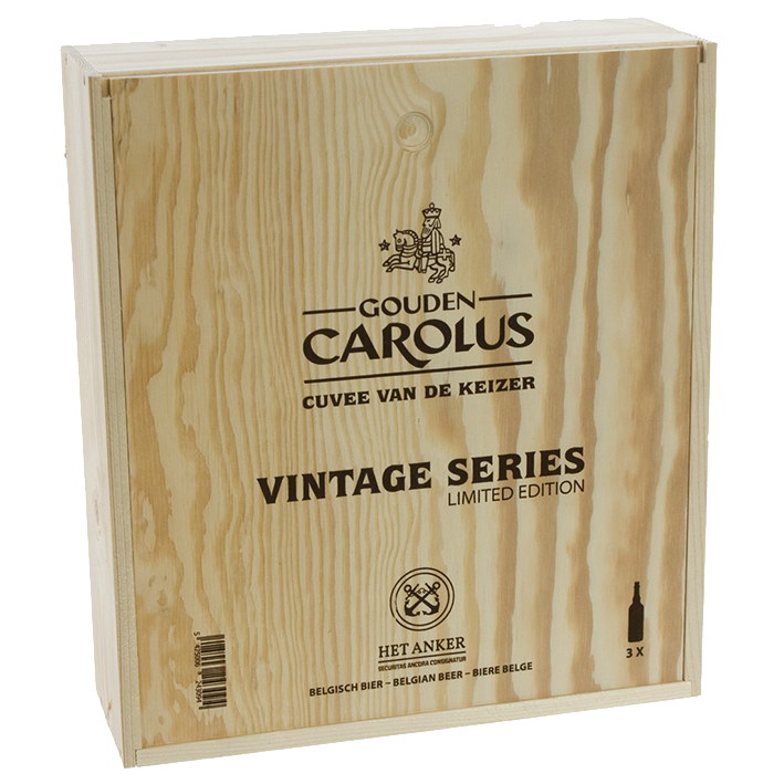 Gouden Carolus Vintage serie dárkový set foto