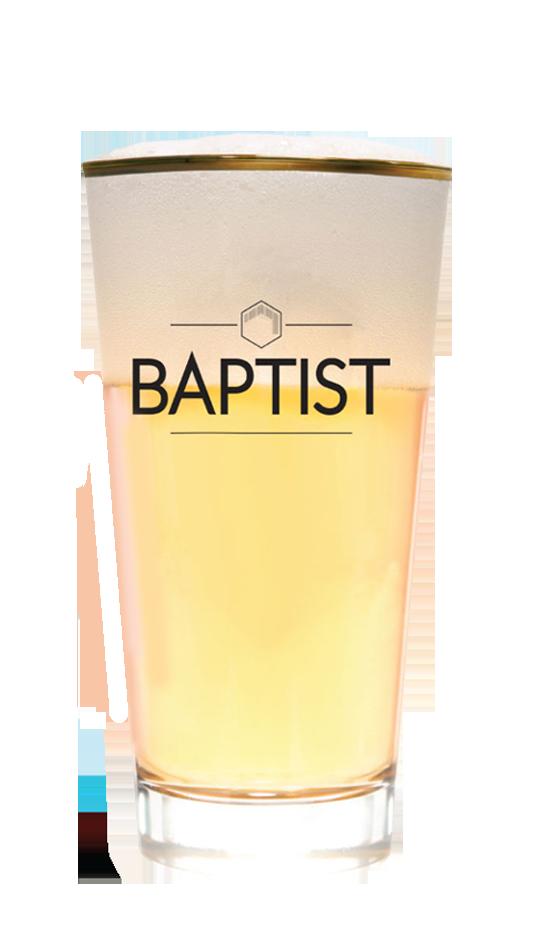 Baptist Wit - Blanche foto