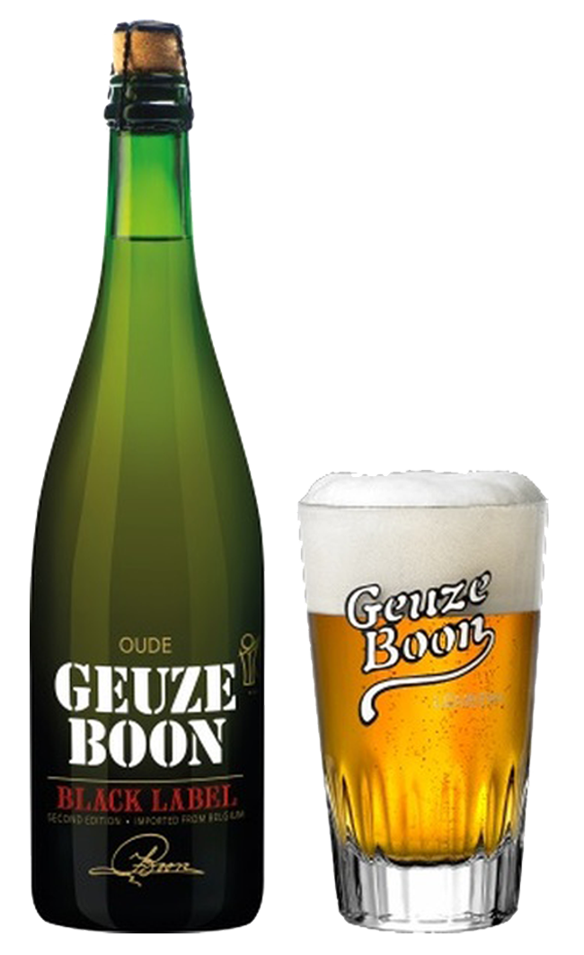Oude Geuze Boon Black Label foto
