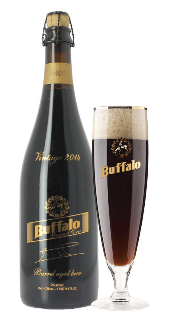 Buffalo Grand Cru - Barrel Aged Beer foto
