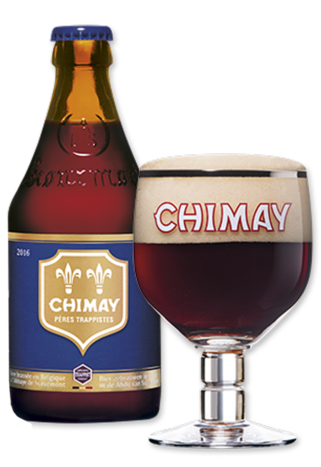 Chimay Blue foto
