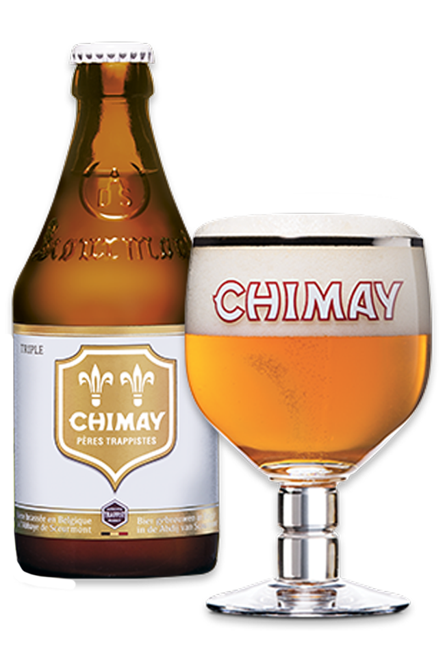 Chimay Triple foto