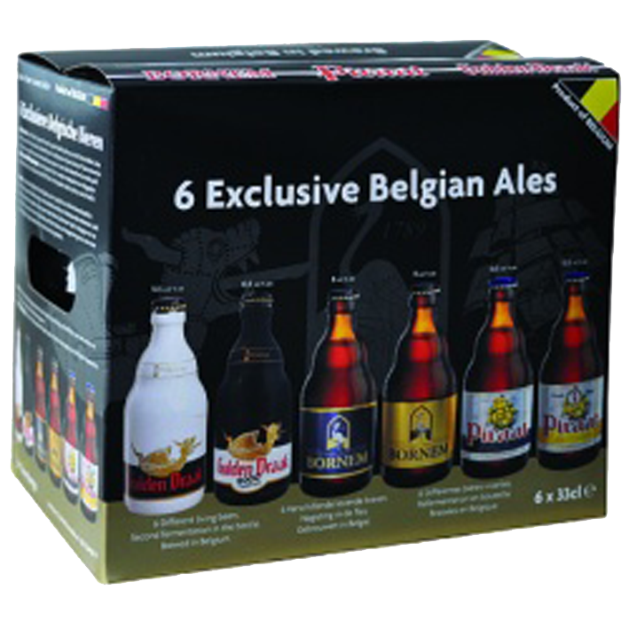 Exclusive Belgian Ales foto