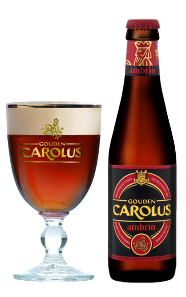 Gouden Carolus Ambrio foto