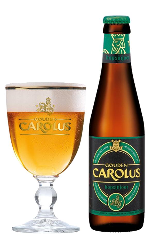 Gouden Carolus Hopsinjoor foto