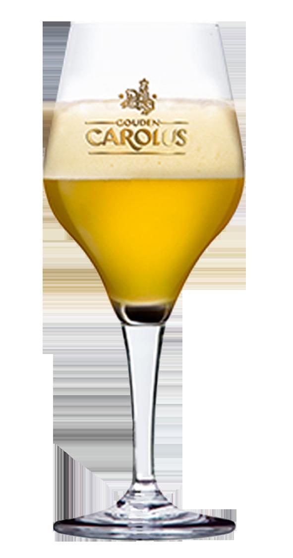 Gouden Carolus Cuvée van de Keizer Imperial Blond foto