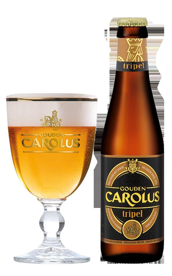 Gouden Carolus Tripel foto