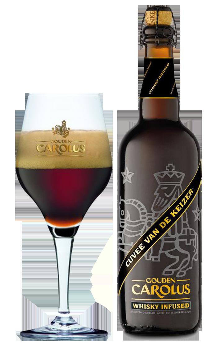 Gouden Carolus Cuvée van de Keizer Whisky Infused foto