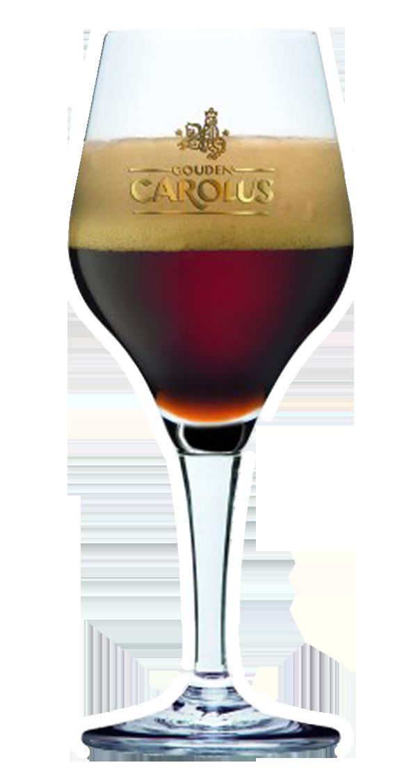 Gouden Carolus Cuvée van de Keizer Imperial Dark foto