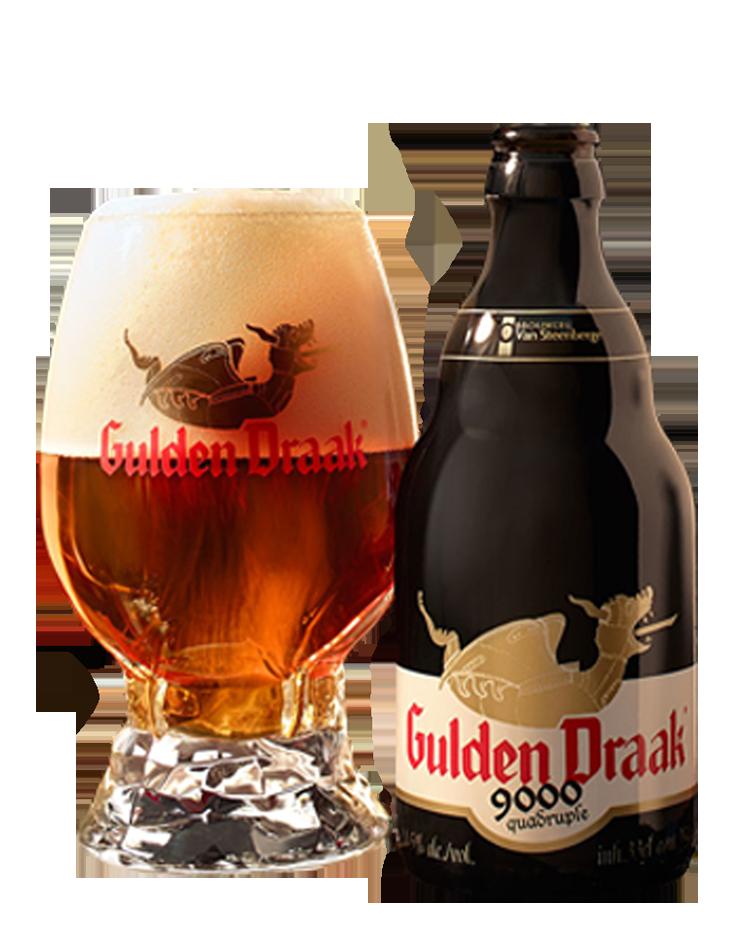Gulden Draak 9000 Quadrupel foto