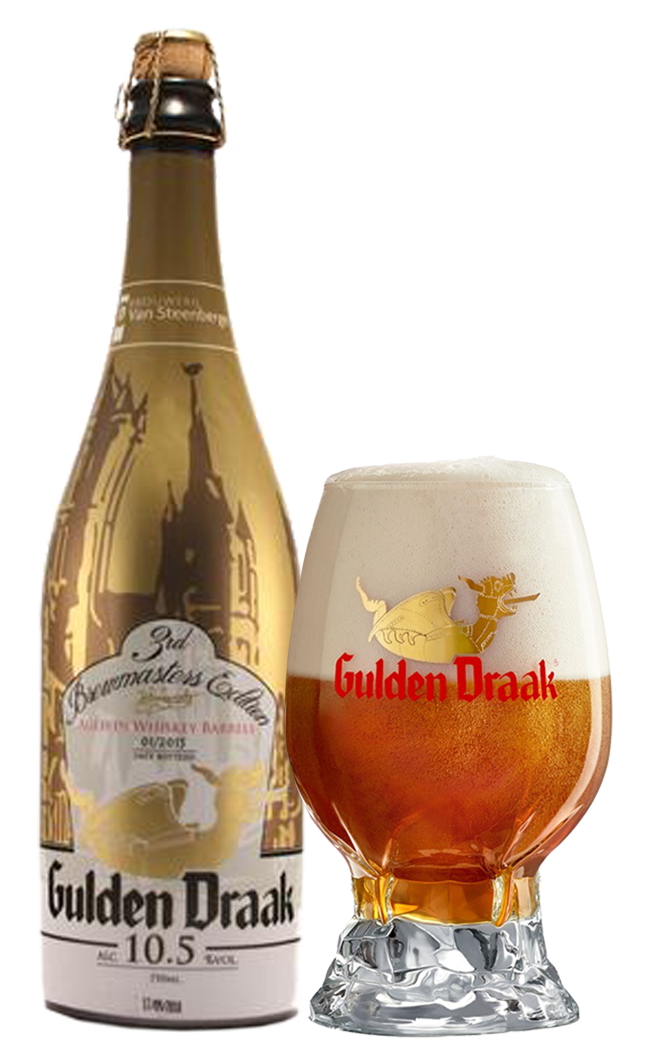 Gulden Draak Brewmaster Whiskey Barrels Edition foto