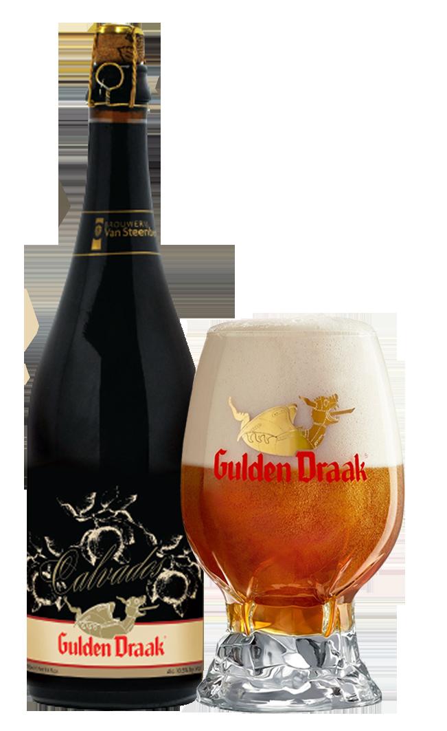 Gulden Draak Calvados Barrel Aged foto