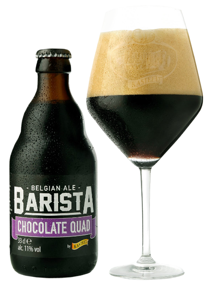 Kasteel Barista Chocolate Quad foto