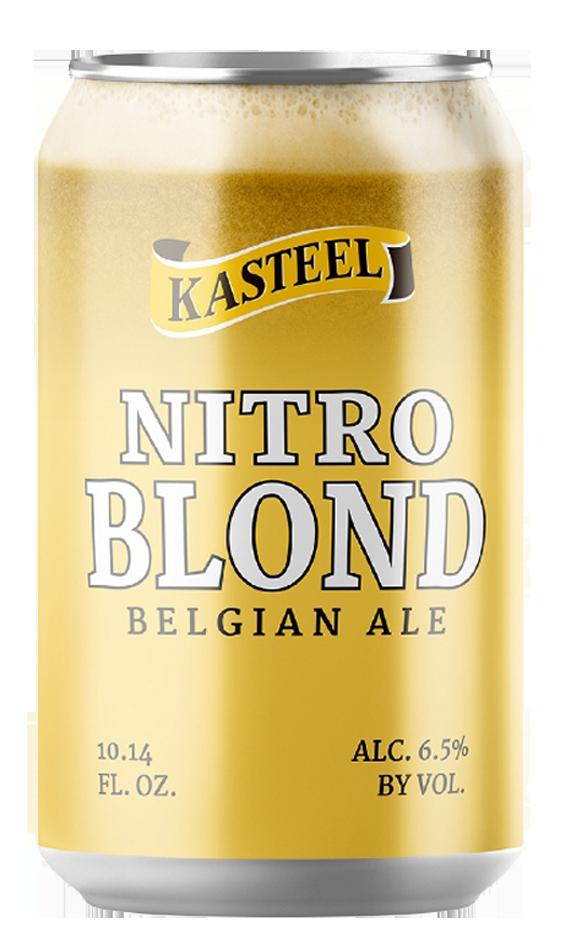 Kasteel Nitro Blond PLECH foto