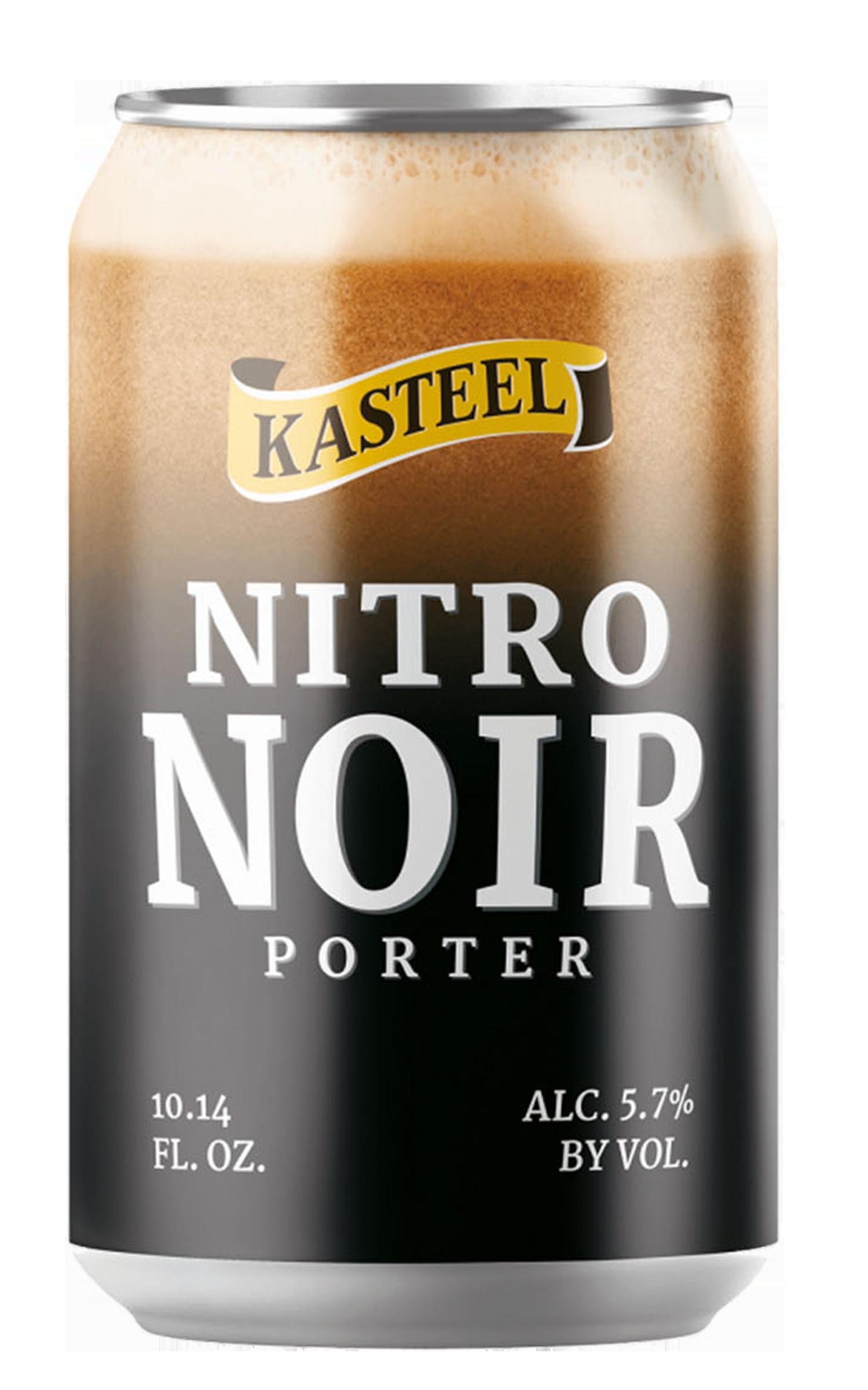 Kasteel Nitro Noir PLECH foto