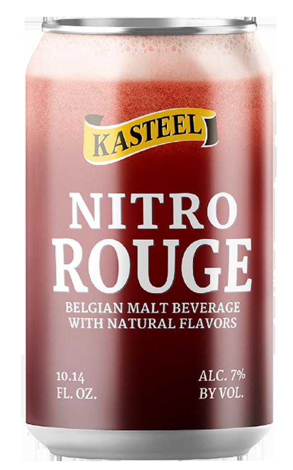 Kasteel Nitro Rouge PLECH foto