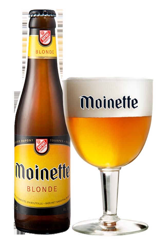 Moinette Blonde foto