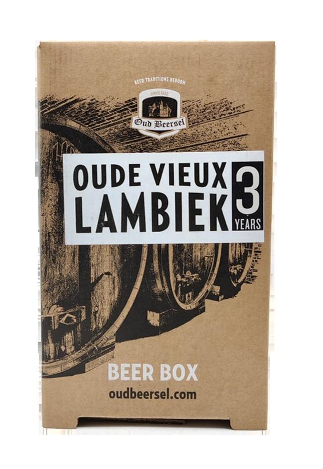 Oud Beersel Vieux Lambiek 3 years foto