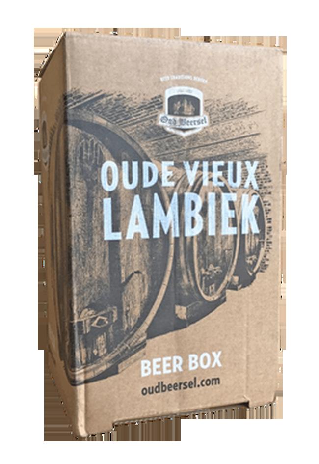 Oud Beersel Lambic foto