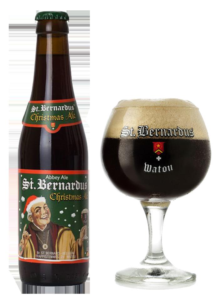 St. Bernardus Christmas Ale foto