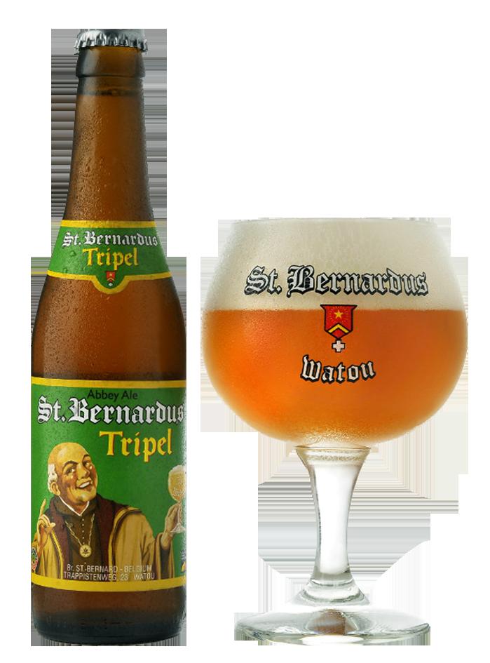St. Bernardus Tripel foto