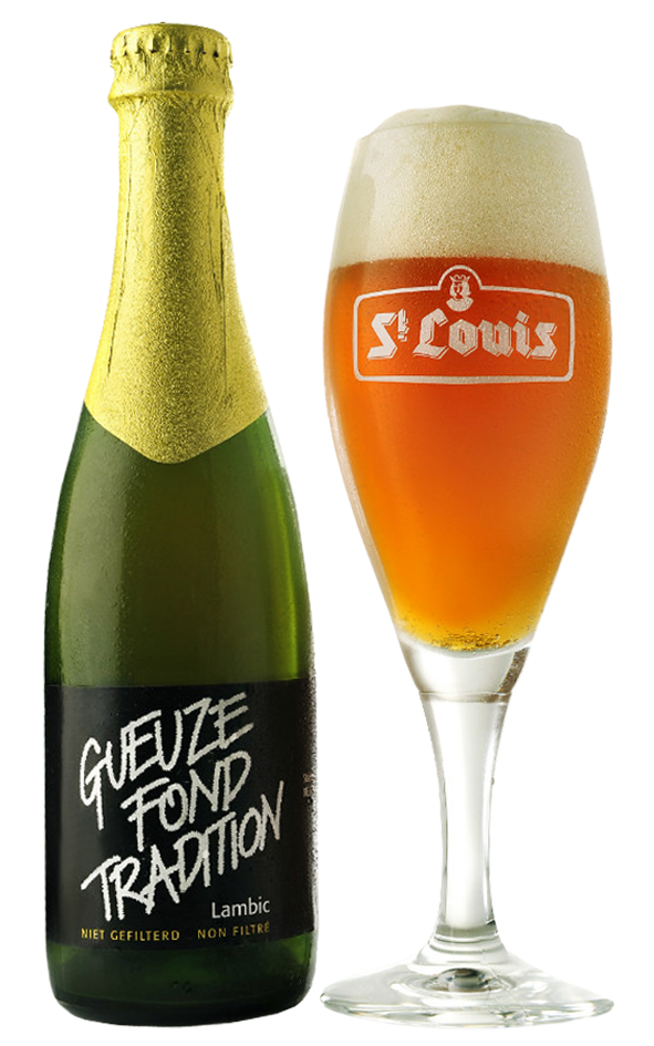 St. Louis Gueuze Fond Tradition foto