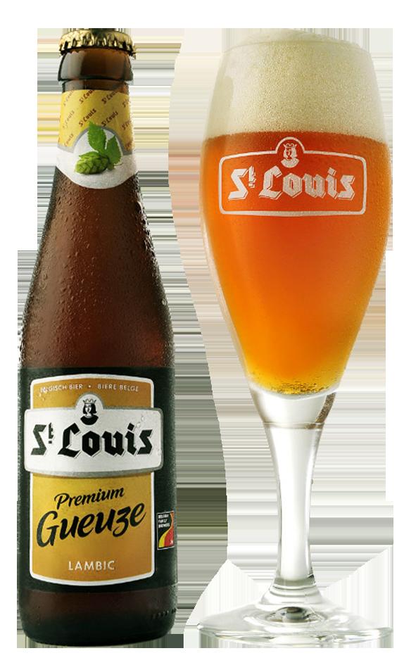 St.Louis Premium Gueuze foto