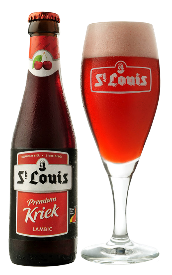 St. Louis Premium Kriek foto